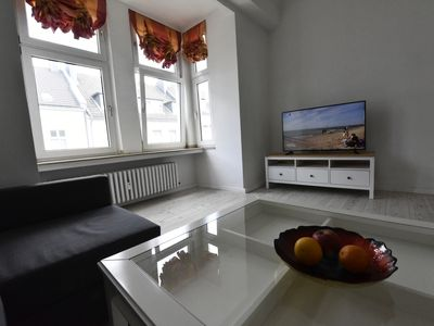 Photo for Luxurious 2 room apartment in the Art Nouveau house to relax and fill up - WiFi