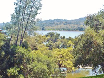 Photo for Lakefront Nacimiento home close to West Ramp, Internet, Dish, Pet Friendly too