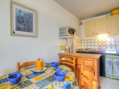 Photo for Apartment Palm Beach in Le Barcarès - 4 persons, 1 bedrooms