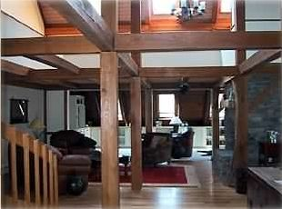 Photo for Deluxe Ski House Retreat with Indoor Lap Pool, Steam, Sauna