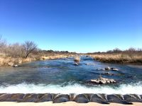 Thanksgiving by the Llano River!