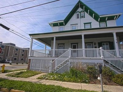 Photo for Home away from home 1 block from the beach and right in the heart of Cape May