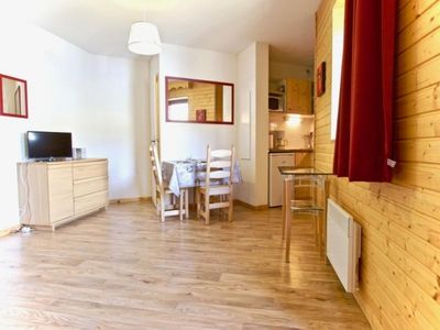 Photo for Apartment Chamrousse, studio flat, 2 persons