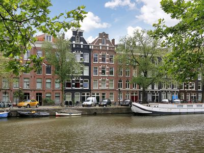 CENTRALLY LOCATED JORDAAN LUXURY WITH CANAL VIEWS