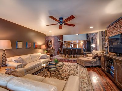 Photo for 5 Star Luxurious Urban Loft Apartment In The Heart Of Asheville