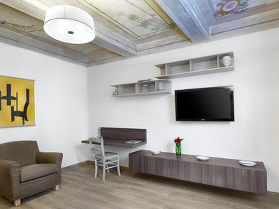 Photo for Valentina apartment in San Marco with WiFi & integrated air conditioning.