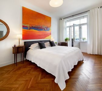 Charming & Art-Filled Home in the Heart of Riga