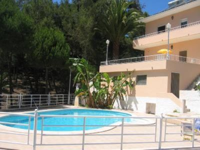 Photo for House with swimmingpool and garden near the beach