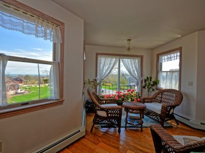 Photo for Excellent Rental On Private Green Hill Civic Association Beach