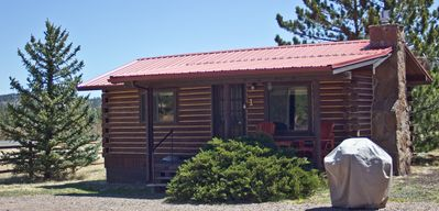 Photo for Little Colorado Cabins #1 in Greer, AZ