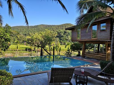 Photo for ⭐Country Nest Resort w/ Private Pool & Breakfast
