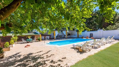Photo for Holiday villa for groups in Archidona