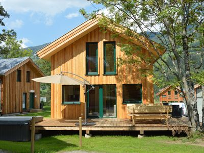 Photo for Beautiful Chalet in Sankt Georgen ob Murau with Jacuzzi