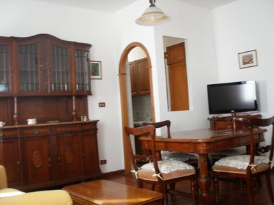 Photo for Holiday home Luisa, Rome apartment with terrace, separate entrance