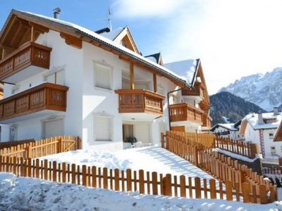 Photo for Dolomites, Selva di val Gardena, recently redecorated apartment for 6