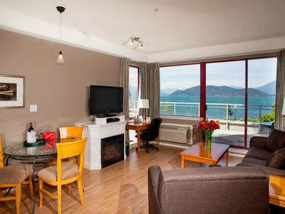 Photo for Harrison Beach Hotel Junior Suite + Balcony (Lake View)