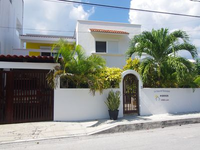 Photo for Spacious 3 bdr House - Private Pool and Hot Tub right in town of Puerto Morelos!
