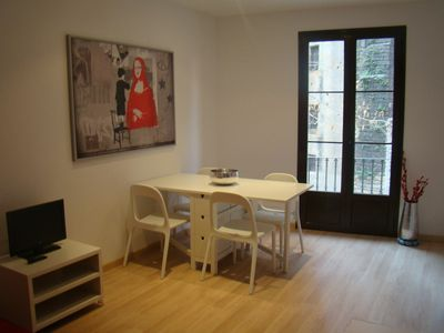 Photo for QUIET NEW APARTMENT, well equipped in the most beautiful square in the CITY DOWNTOWN.
