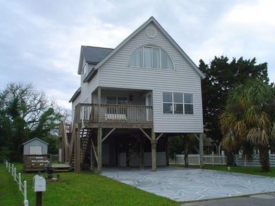 Photo for Privately Owned Beach House - Convenient to Ocean and Pier!  300 feet from ocean