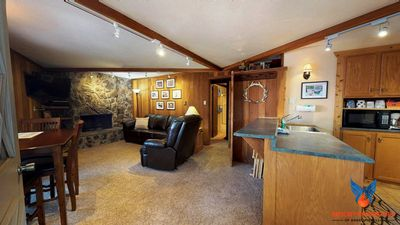 Photo for Close to Slopes and Ski Shuttle; Wood Burning Fireplace! Redwood Commons A18