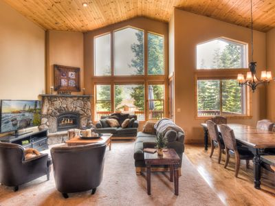 Photo for Quality Home w/ Large Game Room & Tahoe Donner HOA