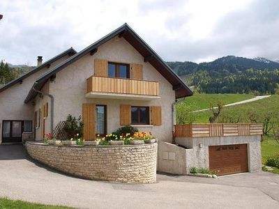 Photo for Maison du Vercors close to the slopes, comfortable and neat, beds made, Garage