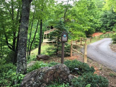 Photo for North GA Mountain Cabin, Sleeps 6---Most beautiful view on the mountain!