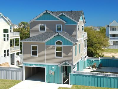 Photo for Villas At Corolla Bay - Brand New 4 Bedroom! Beat The Traffic With Flexstay!