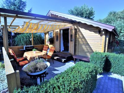 Photo for Beautiful Bungalow in Am Salzhaff with Garden