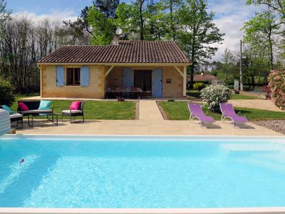Photo for Vacation home Aux Cayroux (BSB302) in Blanquefort-sur-Briolance - 6 persons, 2 bedrooms