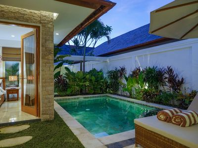 Photo for Sakura Cozy Villa 2, One Bedroom With Private Pool Sanur