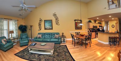 Room for everyone! 1700 sq feet of space in this 3 bedroom / 3.5 bath townhome.