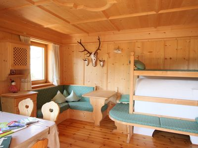 Photo for Private apartment in the Dolomites: 2-8 persons