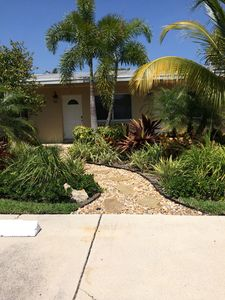 Photo for SUMMER DISCOUNT --UPSCALE APARTMENT STEPS TO THE BEACH  W/SALT  POOL
