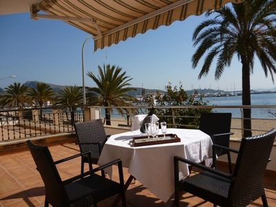 Photo for 3BR Apartment Vacation Rental in Puerto Pollensa