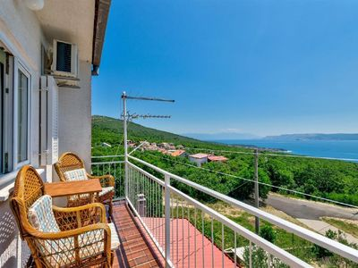 Photo for Holiday apartment Crikvenica for 3 - 4 persons with 2 bedrooms - Holiday apartment
