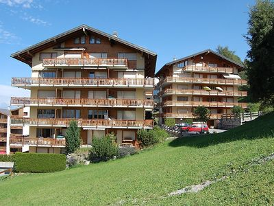 Photo for Apartment in the center of Nendaz with Lift, Parking, Internet, Washing machine (37671)