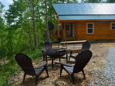 Photo for A Sneaky Bear's Hideaway - Brand New Luxury Lakeview Cabin Near Red River Gorge