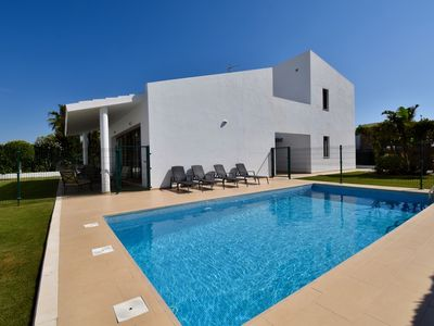 Photo for Villa in Conil de la Frontera, Costa de la Luz, Spain  with private pool for 8 persons