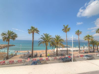 Photo for IMMOGROOM - 3*** - 1min from the beach -CONGRESS/BEACHES