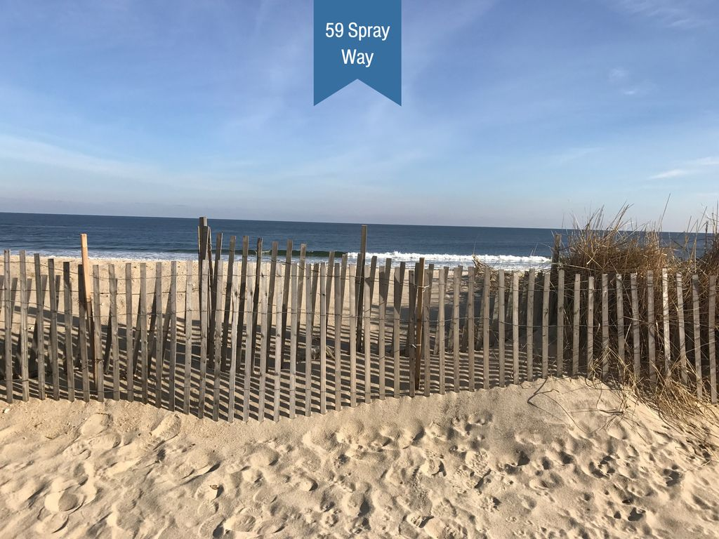200 Feet From The Sand 3 Bedroom Dutch Colonial Beach House In
