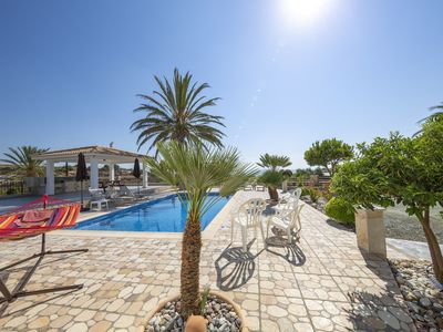 Photo for Kings Hill Villa- Marathounta -  A Secluded villa that sleeps 8 guests  in 4 bedrooms