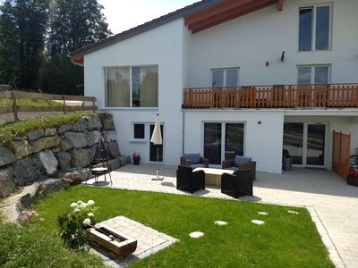 Photo for Apartment Familiennest- Your domicile directly at the ski-Zubringerlift including ski pass