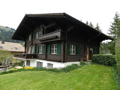Photo for Apartment Mamis, Chalet in Zweisimmen - 9 persons, 5 bedrooms
