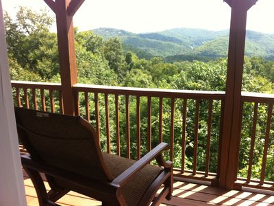 Photo for Tranquility at Deer Ridge - Great Views, Close to Skiing, Sleeps 8, Free WiFi!