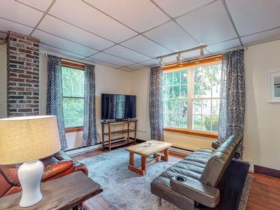 Photo for Comfortable Castine getaway w/ a full kitchen - walk to the waterfront