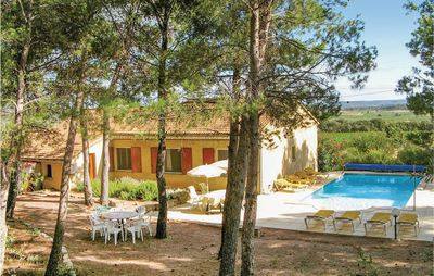 Photo for 4 bedroom accommodation in Cesseras