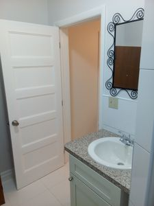 Photo for A new, beautiful,  spacious, relaxing 1 bed 1 bath  apartment.