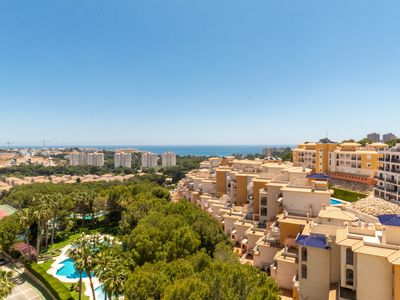 Photo for [ER-202] New 8th Floor Apartment With Fantastic Sea Views