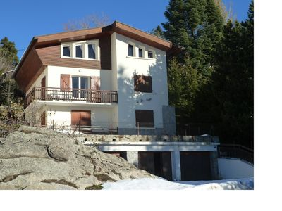 Photo for Font Romeu Odeillo Via: Renovated apartment in a chalet downtown